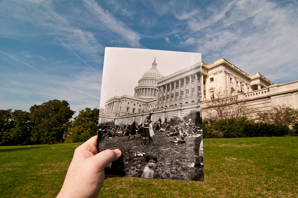 Easter Egg Roll at the US Capitol
